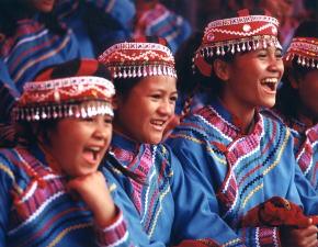 台湾・台東の先住民族