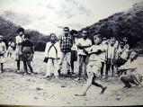 ブヌン族の紅葉少年野球チーム