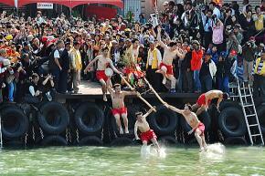 野柳神明浄港文化祭