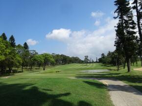 台湾ゴルフ場 林口