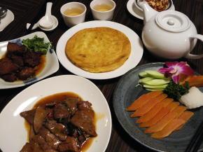 青葉の台湾料理