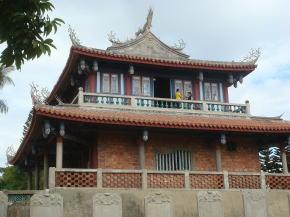 台南旅行 赤嵌樓