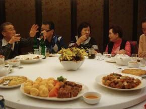 欣葉の台湾料理