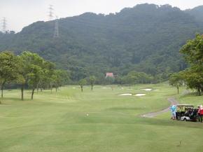台湾ゴルフ場 大溪