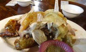 台湾台東の民族料理