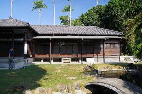 高雄製糖工場の日本家屋