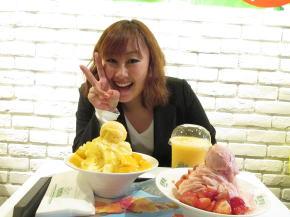 台湾旅行 女性社員