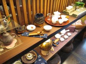 永康街の茶芸店