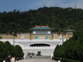 初めての台北旅行 故宮博物院