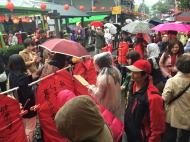 2015平渓天燈祭ツアー