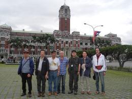 在台湾日本遺産探偵団 台湾縦断