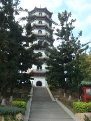 高雄観光 七重中興塔