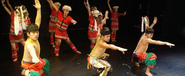 烏来おすすめ 民俗舞踊